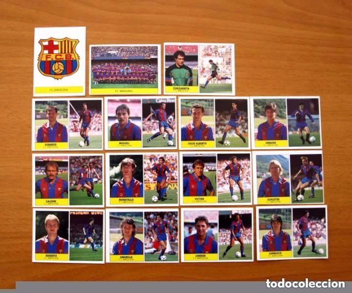 Cromos de Fútbol: Liga 1987-1988, 87-88 - Ediciones Festival - 300 cromos nuevos, es la colección completa, ver fotos - Foto 3 - 86418452