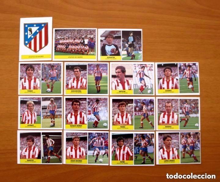 Cromos de Fútbol: Liga 1987-1988, 87-88 - Ediciones Festival - 300 cromos nuevos, es la colección completa, ver fotos - Foto 6 - 86418452