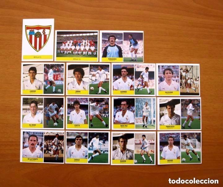 Cromos de Fútbol: Liga 1987-1988, 87-88 - Ediciones Festival - 300 cromos nuevos, es la colección completa, ver fotos - Foto 7 - 86418452