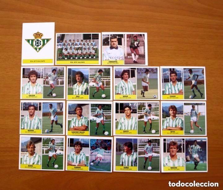 Cromos de Fútbol: Liga 1987-1988, 87-88 - Ediciones Festival - 300 cromos nuevos, es la colección completa, ver fotos - Foto 8 - 86418452