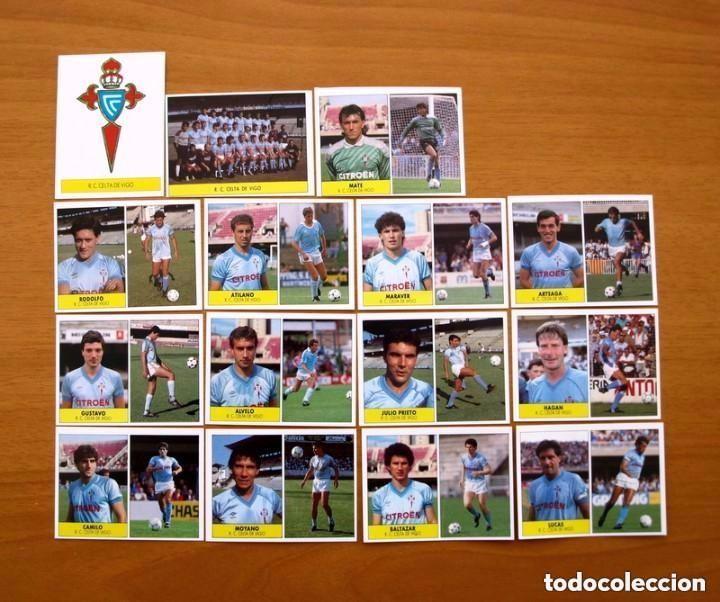 Cromos de Fútbol: Liga 1987-1988, 87-88 - Ediciones Festival - 300 cromos nuevos, es la colección completa, ver fotos - Foto 10 - 86418452