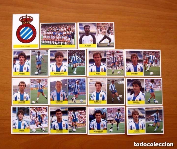 Cromos de Fútbol: Liga 1987-1988, 87-88 - Ediciones Festival - 300 cromos nuevos, es la colección completa, ver fotos - Foto 11 - 86418452