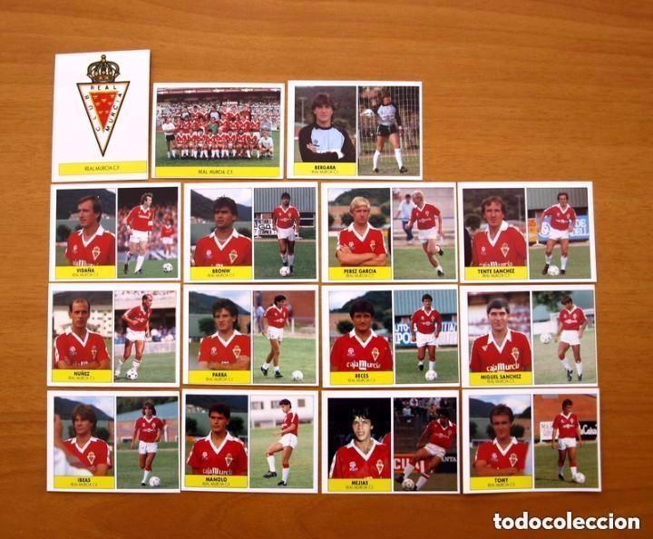 Cromos de Fútbol: Liga 1987-1988, 87-88 - Ediciones Festival - 300 cromos nuevos, es la colección completa, ver fotos - Foto 12 - 86418452