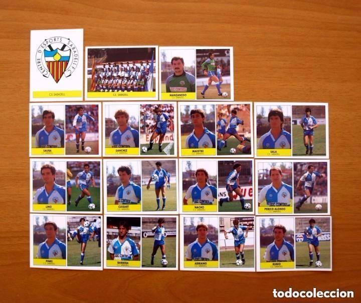 Cromos de Fútbol: Liga 1987-1988, 87-88 - Ediciones Festival - 300 cromos nuevos, es la colección completa, ver fotos - Foto 13 - 86418452