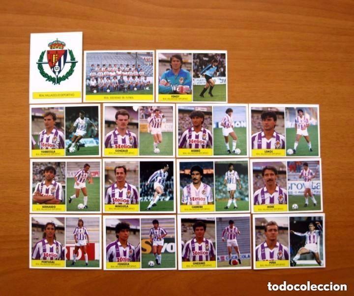 Cromos de Fútbol: Liga 1987-1988, 87-88 - Ediciones Festival - 300 cromos nuevos, es la colección completa, ver fotos - Foto 14 - 86418452