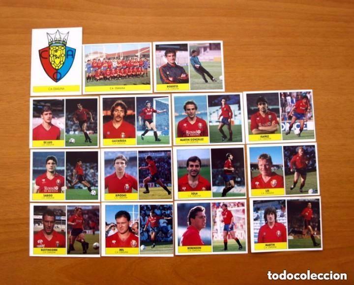 Cromos de Fútbol: Liga 1987-1988, 87-88 - Ediciones Festival - 300 cromos nuevos, es la colección completa, ver fotos - Foto 15 - 86418452