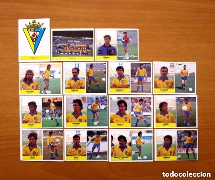 Cromos de Fútbol: Liga 1987-1988, 87-88 - Ediciones Festival - 300 cromos nuevos, es la colección completa, ver fotos - Foto 16 - 86418452