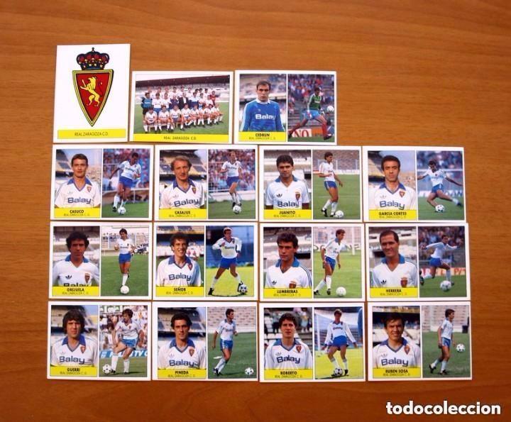Cromos de Fútbol: Liga 1987-1988, 87-88 - Ediciones Festival - 300 cromos nuevos, es la colección completa, ver fotos - Foto 17 - 86418452