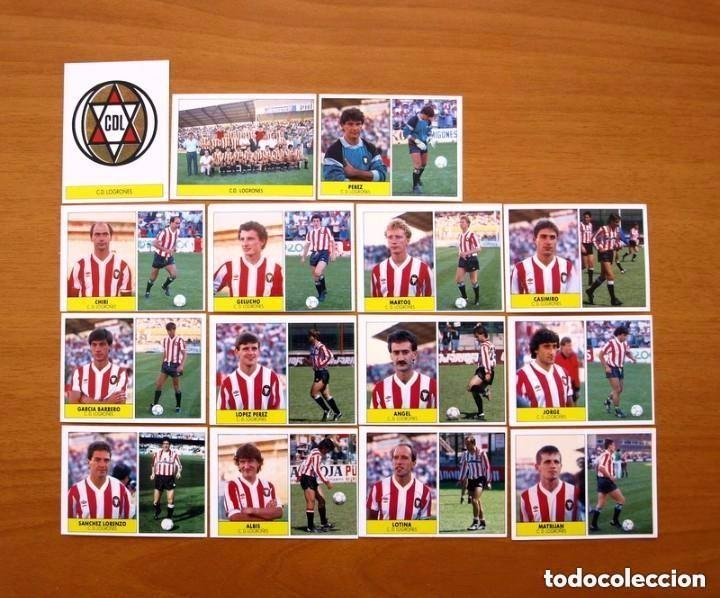 Cromos de Fútbol: Liga 1987-1988, 87-88 - Ediciones Festival - 300 cromos nuevos, es la colección completa, ver fotos - Foto 18 - 86418452