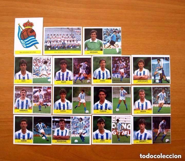 Cromos de Fútbol: Liga 1987-1988, 87-88 - Ediciones Festival - 300 cromos nuevos, es la colección completa, ver fotos - Foto 19 - 86418452