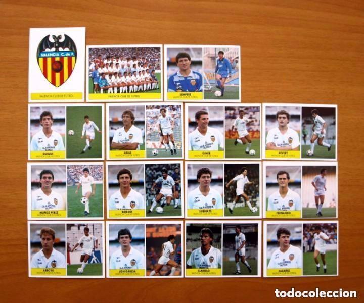 Cromos de Fútbol: Liga 1987-1988, 87-88 - Ediciones Festival - 300 cromos nuevos, es la colección completa, ver fotos - Foto 20 - 86418452