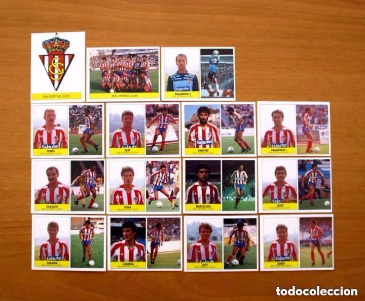 Cromos de Fútbol: Liga 1987-1988, 87-88 - Ediciones Festival - 300 cromos nuevos, es la colección completa, ver fotos - Foto 21 - 86418452