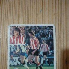 Cromos de Fútbol: ESTE 81/82 CROMO NUEVO. EL DE LA FOTO. GOICOECHEA. BILBAO. Lote 86470032