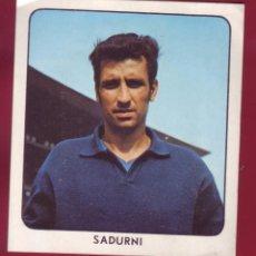 Fußball-Sticker - KEISA - BARÇA CAMPEON - BARCELONA - 1973 1974 - 73 74 - SADURNI - 86557120