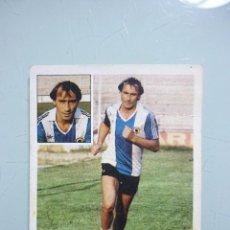 Cromos de Fútbol: ESTE 81/82 CROMO RECUPERADO ALBUM. EL DE LA FOTO. ULTIMOS FICHAJES 28 BIS. MULLER HERCULES. Lote 86577224