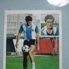 Cromos de Fútbol: ESTE 81/82 CROMO RECUPERADO ALBUM. EL DE LA FOTO. COLOCA. HERBERA. HERCULES. Lote 86578084