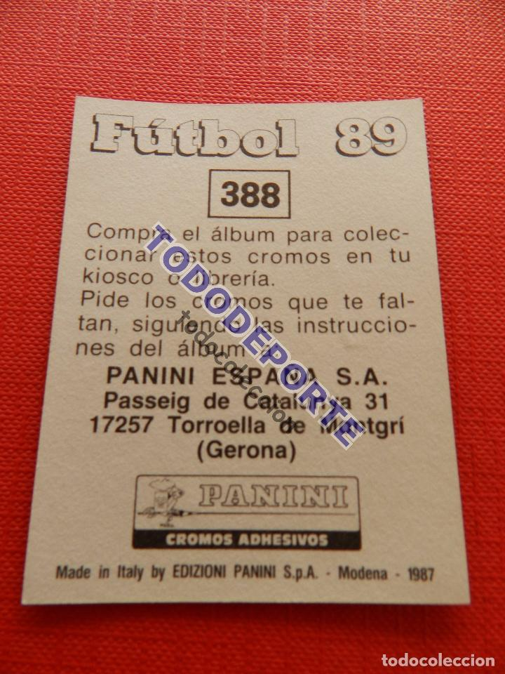 España Las Palmas no ESCUDO U.D 388 Panini Futbol 89