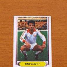 Cromos de Fútbol: SEVILLA - NIMO - LIGA 1980-1981, 80-81 - EDICIONES ESTE. Lote 86905780