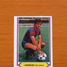 Cromos de Fútbol: BARCELONA - LANDABURU - LIGA 1980-1981, 80-81 - EDICIONES ESTE . Lote 86909652