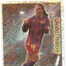 Cromos de Fútbol: 662 RONALDINHO - TOP 7 - FC BARCELONA - MUNDICROMO MC FICHAS LIGA 2006 2007 06 07. Lote 194731666