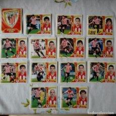 Cromos de Fútbol: LOTE CROMOS ATH BILBAO LIGA ESTE 2011 - 12. Lote 87081980