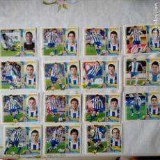 Cromos de Fútbol: LOTE CROMOS ESPAÑOL LIGA ESTE 2011 - 12. Lote 87082160