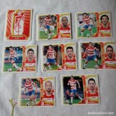 Cromos de Fútbol: LOTE CROMOS GRANADA LIGA ESTE 2011 - 12. Lote 87082244
