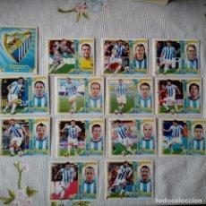 Cromos de Fútbol: LOTE CROMOS MÁLAGA LIGA ESTE 2011 - 12. Lote 87082408