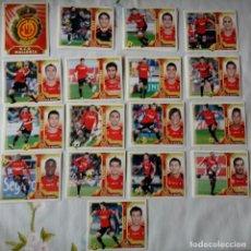 Cromos de Fútbol: LOTE CROMOS MALLORCA LIGA ESTE 2011 - 12. Lote 87082464
