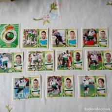 Cromos de Fútbol: LOTE CROMOS RACING DE SANTANDER LIGA ESTE 2011 - 12. Lote 87082616