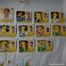 Cromos de Fútbol: LOTE CROMOS VILLARREAL LIGA ESTE 2011 - 12. Lote 87082816