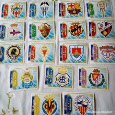 Cromos de Fútbol: LOTE CROMOS ESCUDOS LIGA ESTE 2011 - 12. Lote 87082868
