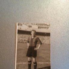 Cromos de Fútbol: CROMO O FOTO AÑOS 40 - 50 - GONZALVO III - FC BARCELONA (LEER). Lote 87139124