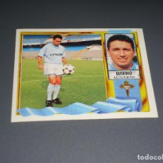 Cromos de Fútbol: CROMO ESTE 95 96 - EUSEBIO , DEL CELTA - NUNCA PEGADO ( PEDIDO MINIMO 5 EUROS ). Lote 87297376