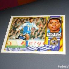 Cromos de Fútbol: CROMO ESTE 95 96 - MAURO SILVA , DEL DEPORTIVO - NUNCA PEGADO ( PEDIDO MINIMO 5 EUROS ). Lote 87301800