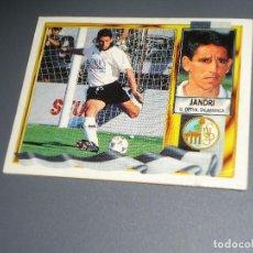 Cromos de Fútbol: CROMO ESTE 95 96 - JANDRI , DEL SALAMANCA - NUNCA PEGADO ( PEDIDO MINIMO 5 EUROS ). Lote 87334572