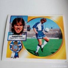Cromos de Fútbol: COLOCA LIGA ESTE 1994 - 1995 RADUCIOIU ESPAÑOL. Lote 87348452