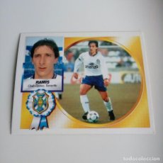 Cromos de Fútbol: ULTIMO FICHAJE LIGA ESTE 1994 - 1995 RAMIS Nº 12. Lote 87350696