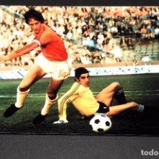 Cromos de Fútbol: JOHAN CRUYFF - FOTOGRAFÍA ORIGINAL HOLANDA . Lote 87362204