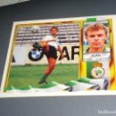 Cromos de Fútbol: CROMO ESTE 95 96- JUAN , DEL RACING - NUNCA PEGADO ( PEDIDO MINIMO 5 EUROS ). Lote 87392676