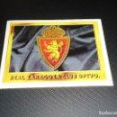Cromos de Fútbol: CROMO ESTE 95 96- ESCUDO DEL ZARAGOZA - NUNCA PEGADO ( PEDIDO MINIMO 5 EUROS ). Lote 87398748