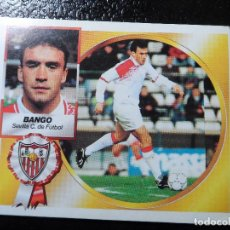 Cromos de Futebol: BANGO DEL SEVILLA ALBUM ESTE LIGA 1994 - 1995 ( 94 - 95 ). Lote 145373981