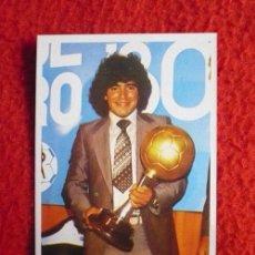Figurine di Calcio: Nº 17 ALBUM MARADONA SUS DRIBLINGS SUS GOLES 1984-1985.CROMO ESPORT 84-85.. Lote 239924240