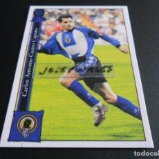 Cromos de Fútbol: 1011 CASTRO HERCULES CROMOS ALBUM MUNDICROMO PLATINUM LIGA FUTBOL 05 06 2005 2006. Lote 113557214