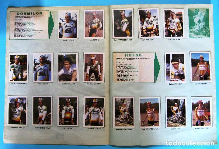 Cromos de Fútbol: LOTE DE CROMOS. CROMOS SUELTOS; 0,80 €. TRIDEPORTE 84. CICLISMO, FUTBOL, BALONCESTO. FHER, 1984. - Foto 2 - 88313116