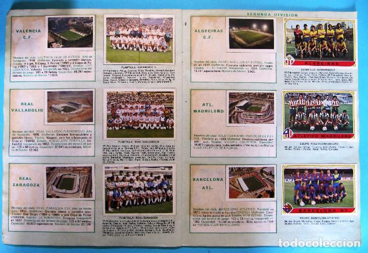 Cromos de Fútbol: LOTE DE CROMOS. CROMOS SUELTOS; 0,80 €. TRIDEPORTE 84. CICLISMO, FUTBOL, BALONCESTO. FHER, 1984. - Foto 3 - 88313116