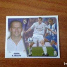 Cromos de Fútbol: EDICIONES ESTE 2005 2006 OWEN BAJA DEL REAL MADRID. Lote 88927740