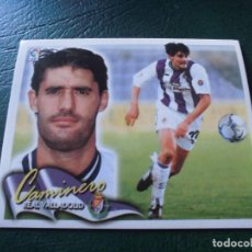 Cromos de Fútbol: CAMINERO VALLADOLID ED ESTE LIGA CROMO 00 01 FUTBOL 2000 2001 - SIN PEGAR - 245. Lote 89355056