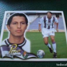 Cromos de Fútbol: PEÑA VALLADOLID ED ESTE LIGA CROMO 00 01 FUTBOL 2000 2001 - SIN PEGAR - 252. Lote 89355832