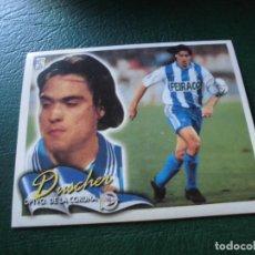 Cromos de Fútbol: DUSCHER DEPORTIVO ED ESTE LIGA CROMO 00 01 FUTBOL 2000 2001 - SIN PEGAR - 294 FICHAJE 12. Lote 89371568